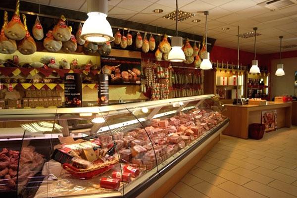 Produkty spo ywcze kuchni w oskiej sery i w dliny z w och for Galli arredamenti